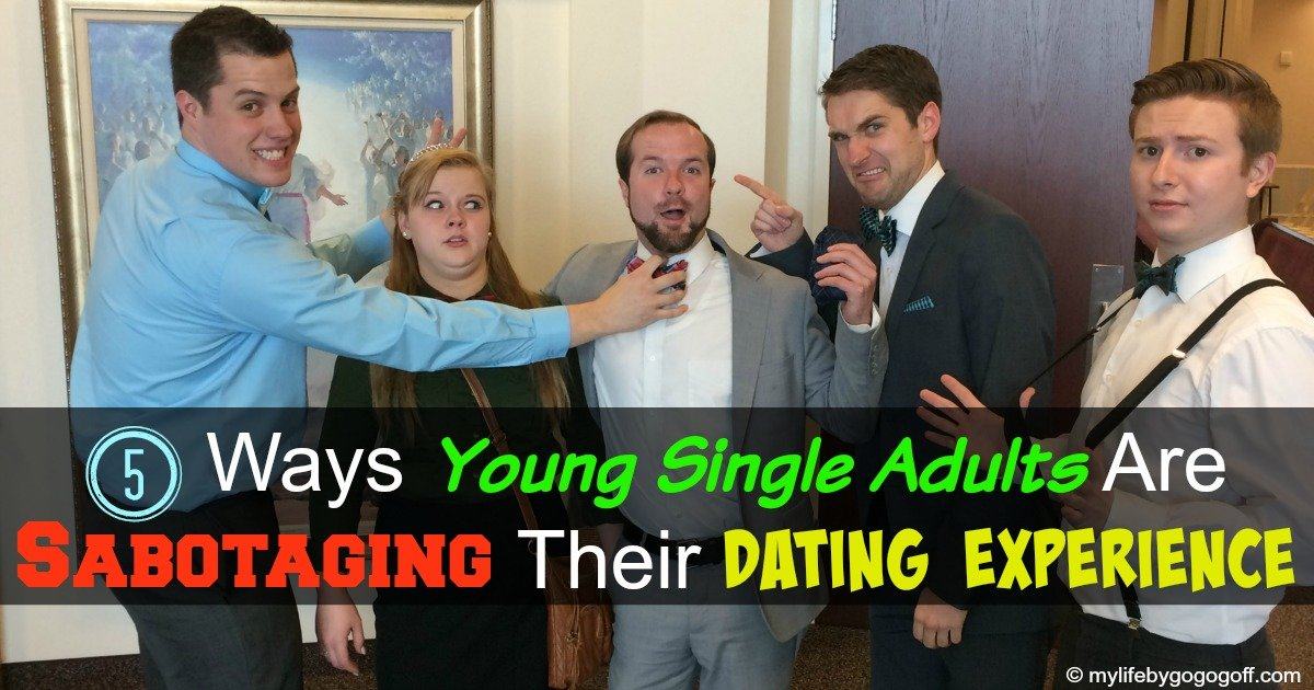 Young adult online dating
