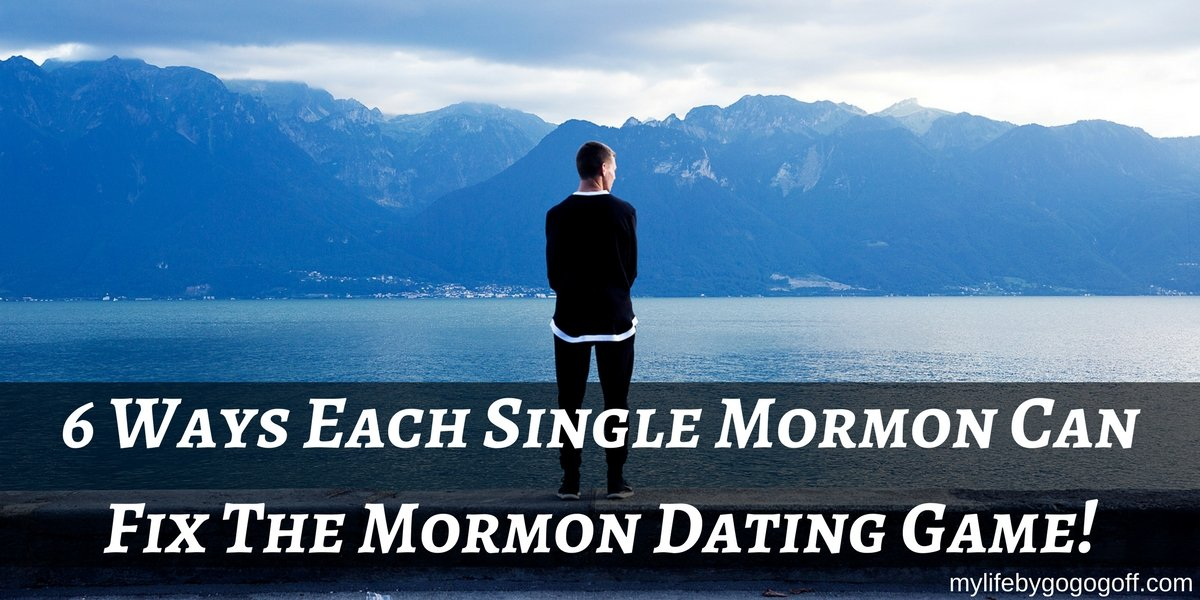 Mormon dating experiences
