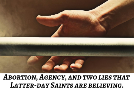 Satan is the father of lies, and therefore it should come as no shock that he takes truths and spreads lies about them. When it comes to agency, there are two lies Satan is telling members of the church, and unfortunately, many are believing his lies